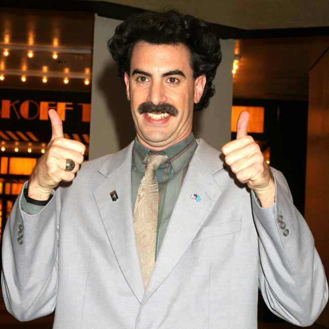 Sacha Baron Cohen spent five hours in the men's bathroom at CPAC for Borat 2