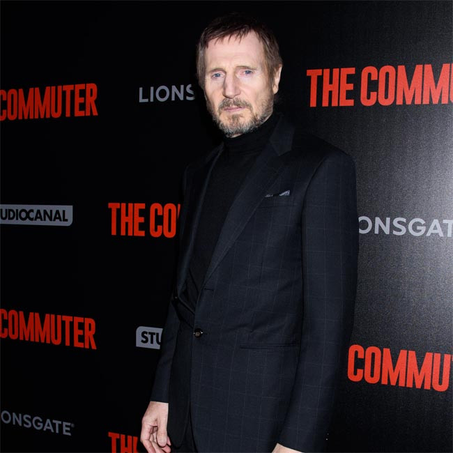 Liam Neeson to star in Retribution