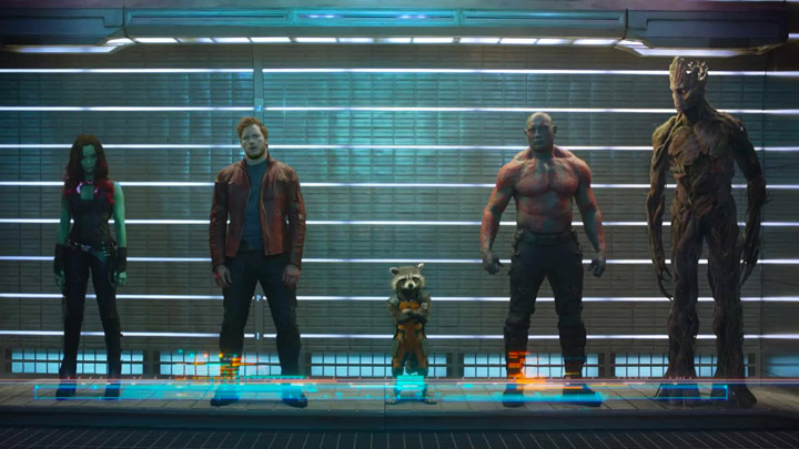 teaser image - Guardians Of The Galaxy Trailer