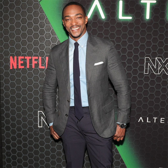 Anthony Mackie to star in and produce The Ogun