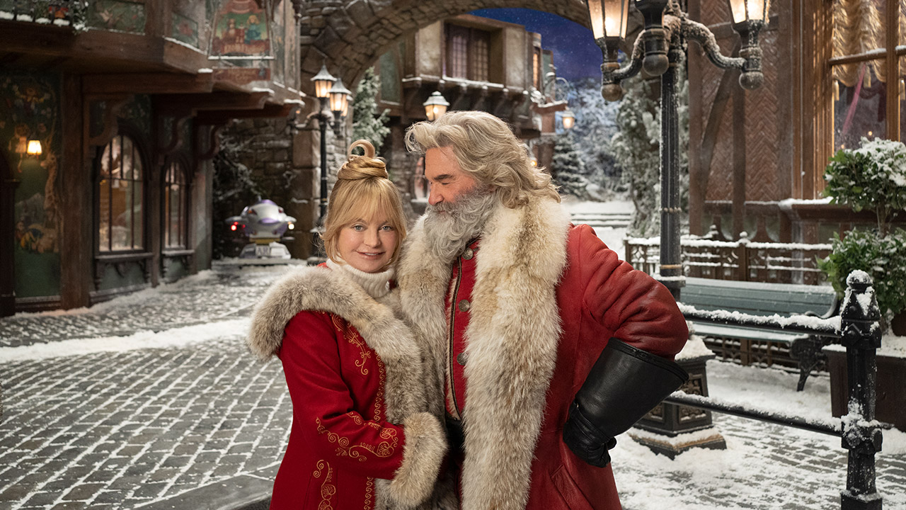 watch The Christmas Chronicles 2 Official Trailer