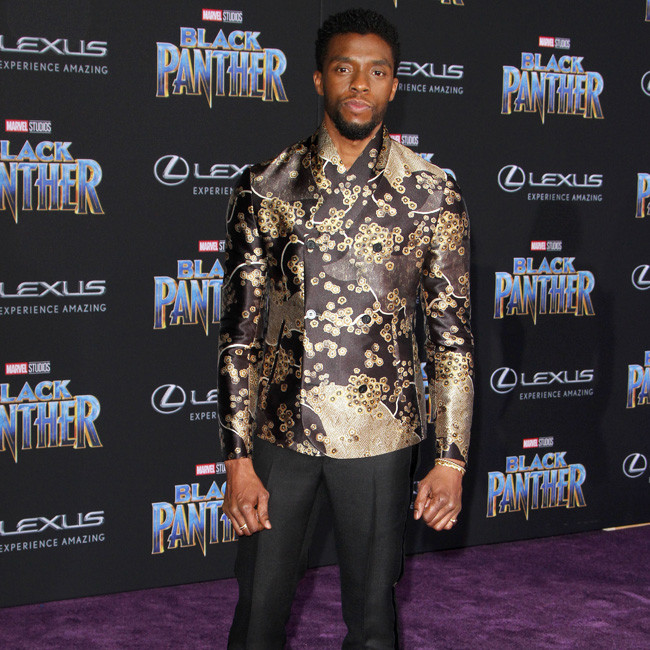 Chadwick Boseman praised for his 'dedication' to his craft