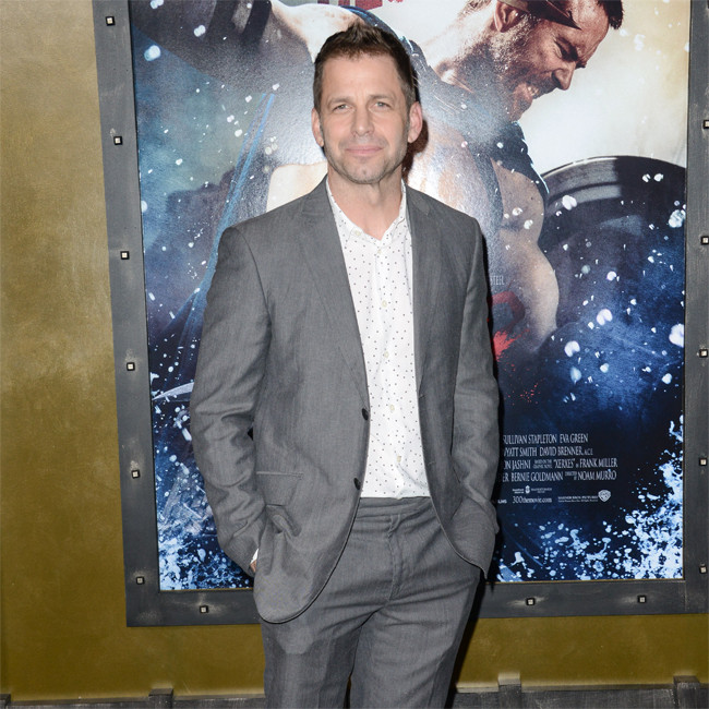 Zack Snyder won't make anymore DC Extended Universe movies
