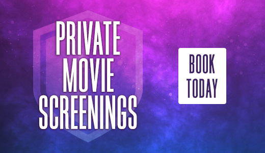 Private Movie Screenings
