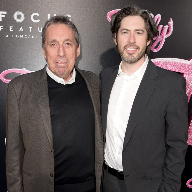 Ian Reitman 'cried' tears of joy after watching his son Jason Reitman's Ghostbusters sequel
