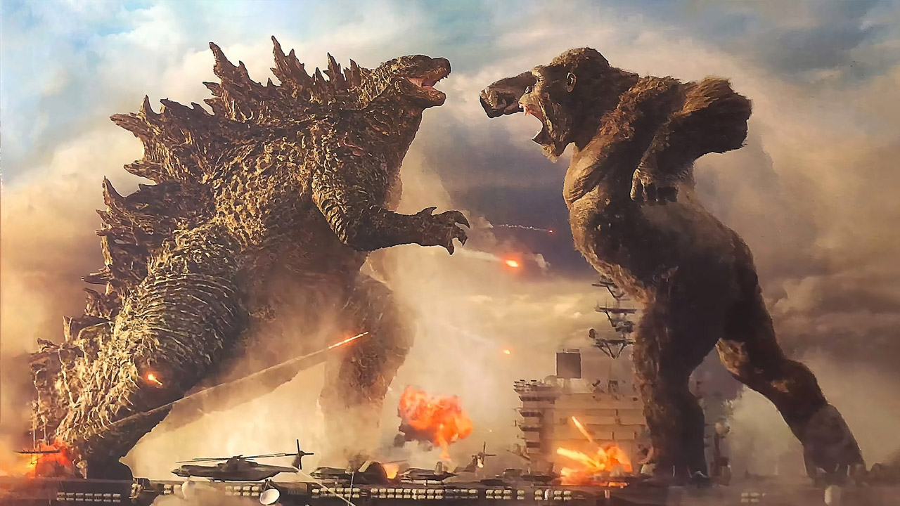 watch Godzilla vs Kong Official Trailer