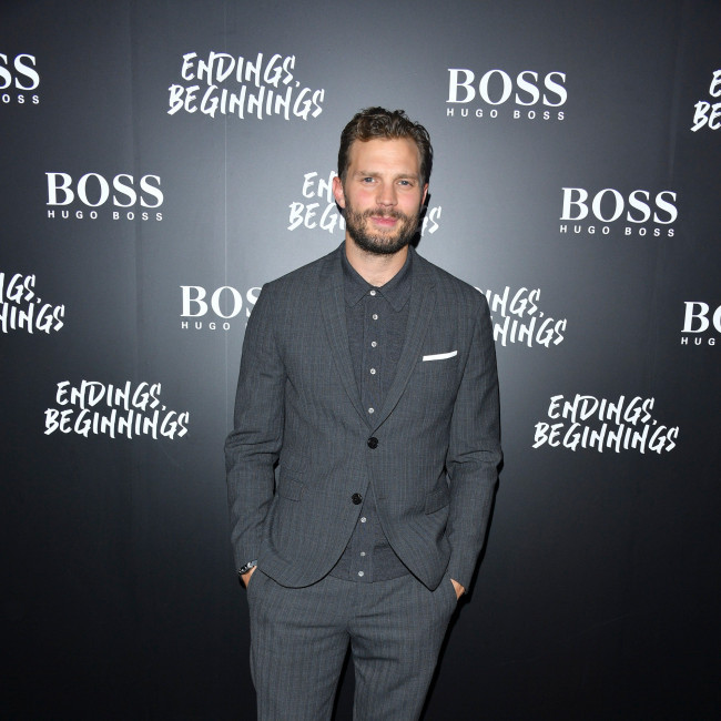Jamie Dornan would return for a Barb and Star sequel in a heartbeat