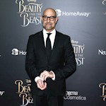 Stanley Tucci says Supernova has a 'lightness of touch'