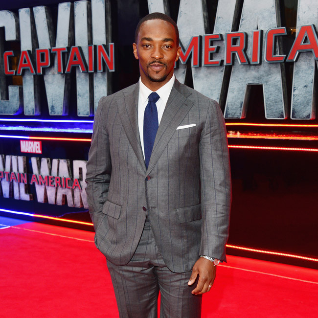 Anthony Mackie's Falcon and The Winter Soldier fear