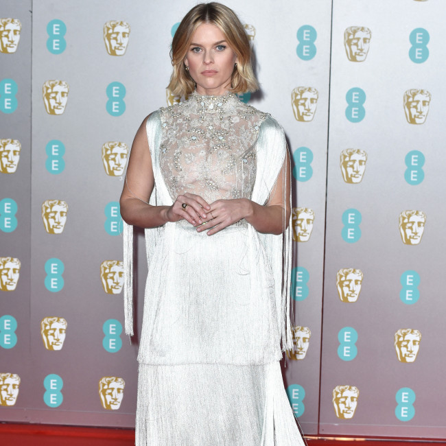 Alice Eve cast in horror movie The Queen Mary