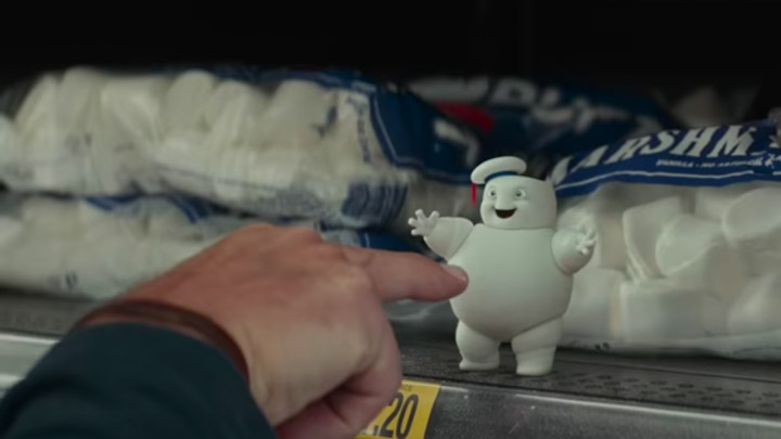 watch Ghostbusters: Afterlife Mini-Pufts Character Reveal