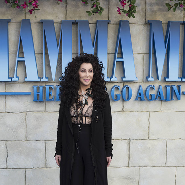 Cher wants Mamma Mia! 3 role