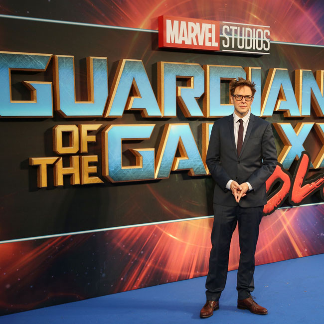 James Gunn teases Guardians of the Galaxy holiday special