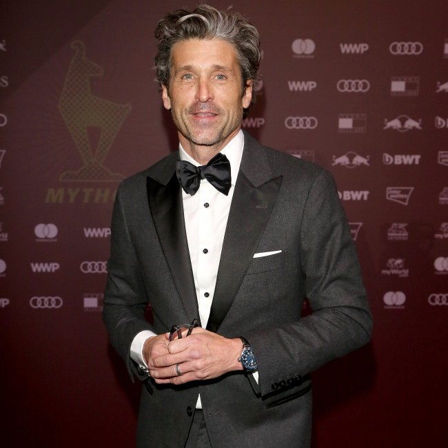 Patrick Dempsey: Disenchanted will provide escapism