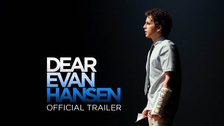 watch Dear Evan Hansen Official Trailer